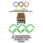 Innsbruck 1984 Paralympic Winter Games